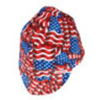 "Forney Multicolored Welding Cap - 7-3/8"""
