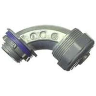 "Halex 91695 Liquid-Tight Connector, 1/2"""