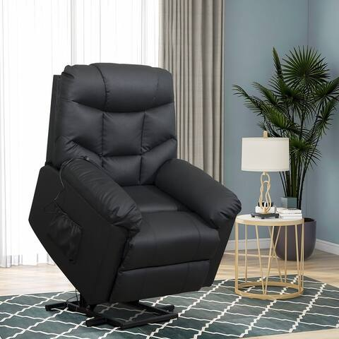 Nestfair Power and Lift Recliner with Remote Control