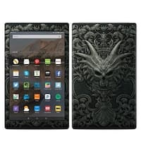 DecalGirl  Amazon Kindle Fire HD10 2017 Skin - Black Book