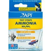 Ammonia Aquarium Test Strips