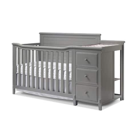 Sorelle Berkley Crib & Changer Panel Crib