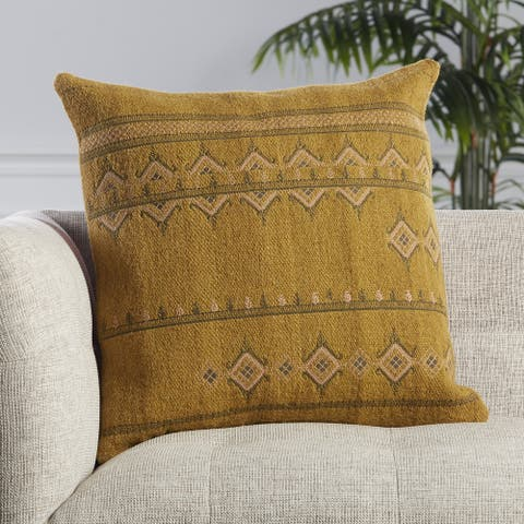 Sarai Tribal Pillow 22 Inch