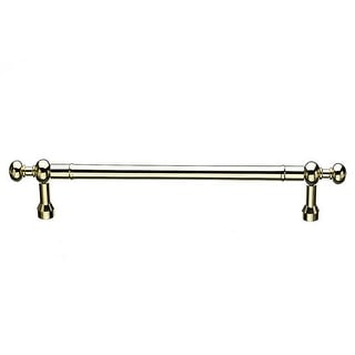 Top Knobs M828-18 Somerset 18 Inch Center to Center Bar Cabinet Pull - polished brass