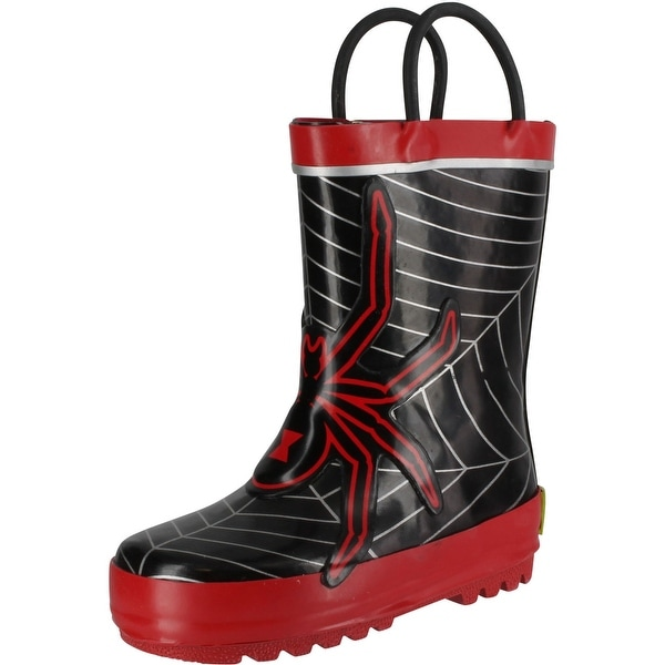 Western Chief Spider Web Rain Boot - Red