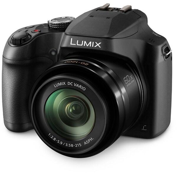 Panasonic Lumix DC-FZ80 Digital Camera (International Model)