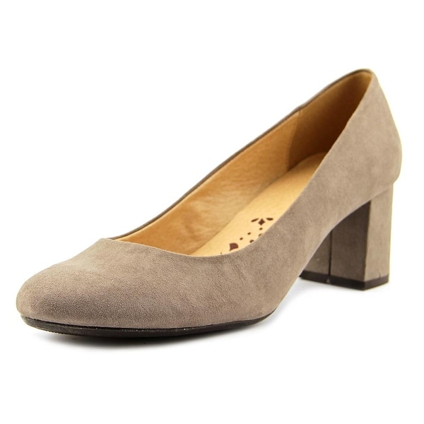 CL By Laundry Ada Women Dark Taupe Pumps