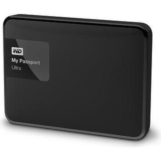 Refurbished - WD Easystore 2TB External USB 3.0 Portable Hard Drive Black WDBKUZ0020BBK