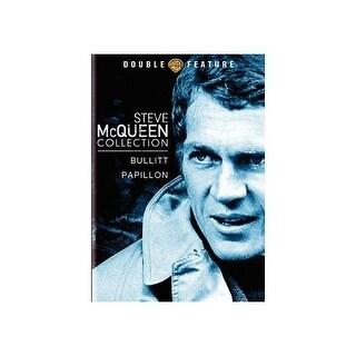 BULLITT/PAPILLON (DVD/DBFE/STEVE MCQUEEN COLLECTION)