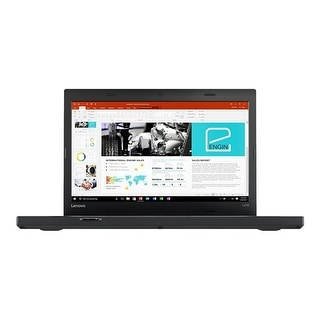 Lenovo ThinkPad L470 20J40013US Notebook w/ Intel Core i5 (7th Gen) & 8 GB DDR4 SDRAM