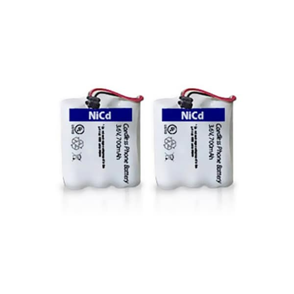 Replacement Uniden BT905 Battery for BT905 DXAI5180 / EXA6950 / EXI7926 Phone Models (2 Pack)