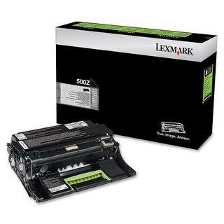 Lexmark 50F0Z00 Lexmark 500Z Black Return Program Imaging Unit - 60000 Page Black - 1 Pack - OEM