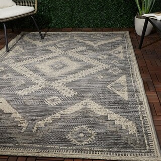 Link to Sheffield Global-Inspired Indoor/Outdoor Area Rug Similar Items in Rugs