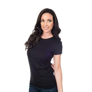 Women's Steven Craig Short Sleeve Crew Neck T-Shirt