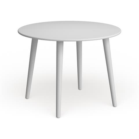Porch & Den Corcoran Round Dining Table