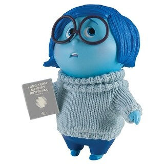 """Disney/Pixar's Inside Out 6.5"""" Deluxe Talking Action Figure: Sadness"""
