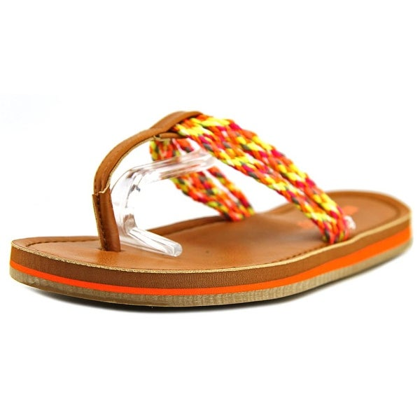 Rocket Dog Playa Women Open Toe Canvas Thong Sandal