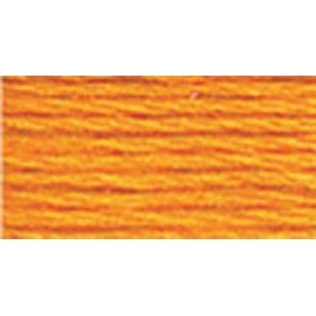 Tangerine Medium - DMC 6-Strand Embroidery Cotton 100g Cone