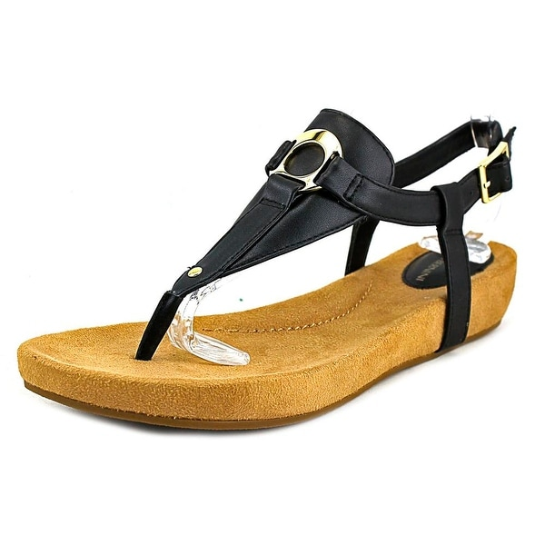 Giani Bernini Raisaa Women New Black Sandals
