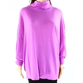 Lauren Ralph Lauren NEW Purple Lilac Womens Large L Turtleneck...