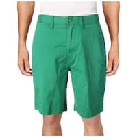 Polo Ralph Lauren Mens Shorts Classic-Fit Flat Front