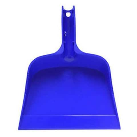 """Quickie 409 Plastic Snap On Dust Pan 10"""""""