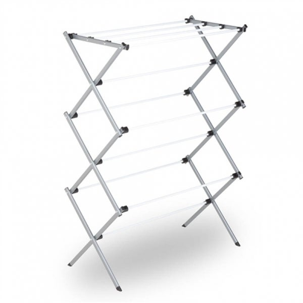 Shop Honey Can Do Dry 01306 Deluxe Knockdown Metal Drying Rack