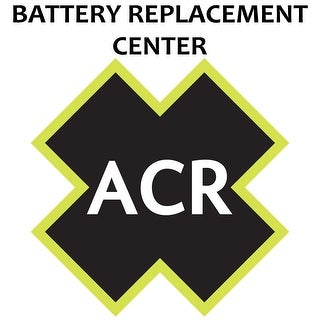 ACR FBRS 2880 2881 Battery Replacement Service PLB 375 ResQLink ResQLink