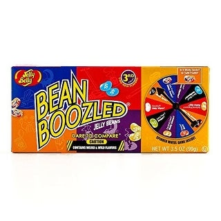 Jelly Belly BeanBoozled Game 3.5 oz each (3 Items Per Order)