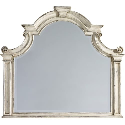 Hooker Furniture 5403 90009 45 1/2 Inch X 41 Inch Arched Framed
