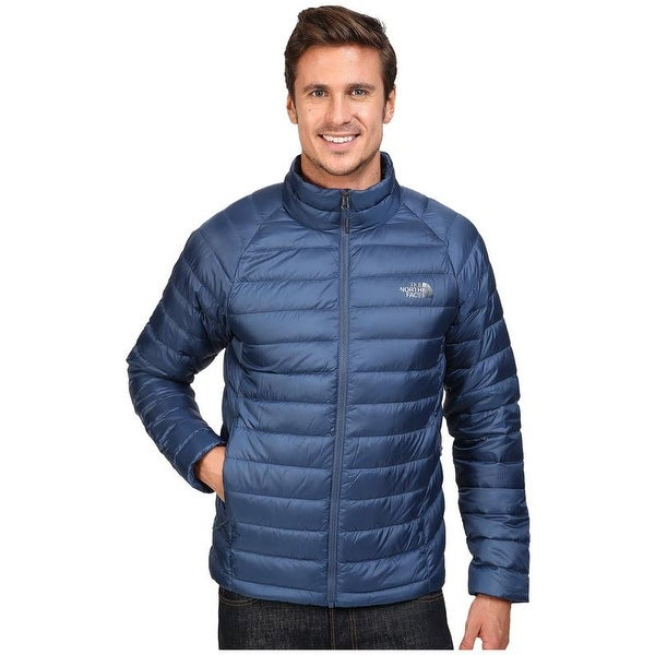 6eb313dd6288 Shop The North Face Trevail Blue Down Jacket - Free Shipping Today -  Overstock - 19666800