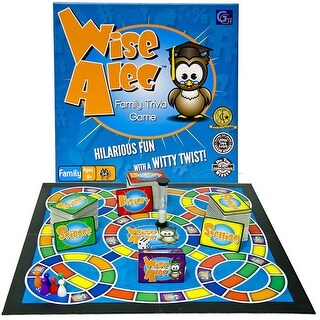 Wise Alec Trivia Game