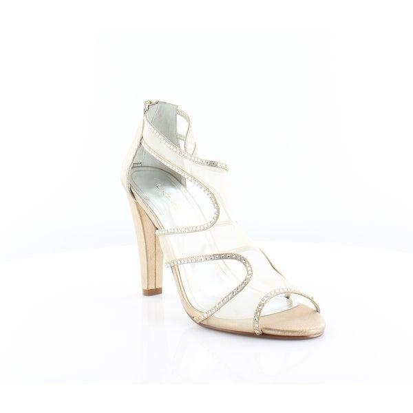 Caparros Desire Women's Sandals Gold Metallic