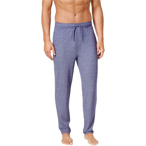 Weatherproof Mens Drawstring Pajama Lounge Pants