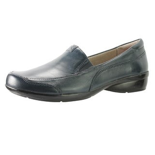 Naturalizer Womens Channing Loafers Leather Causal