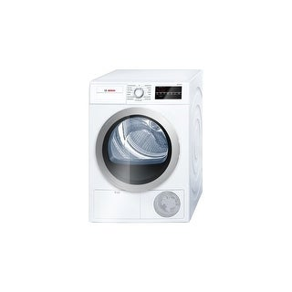 Bosch WTG86401U 24 Inch Wide 4 Cu. Ft. Energy Star Rated Electric Dryer with Ventless Condensation Drying