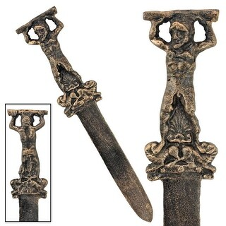 Design Toscano Gladiator's Sword of Pompeii