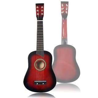 25''Beginners Kids Acoustic Guitar 6 String with Pick Children Kids Gift https://ak1.ostkcdn.com/images/products/is/images/direct/20845afc821ee87dba6127c2c1753fe71af565a1/25%27%27Beginners-Kids-Acoustic-Guitar-6-String-with-Pick-Children-Kids-Gift.jpg?impolicy=medium