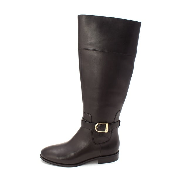 Cole Haan Womens Sharonsam Closed Toe Knee High Fashion Boots - 5.5