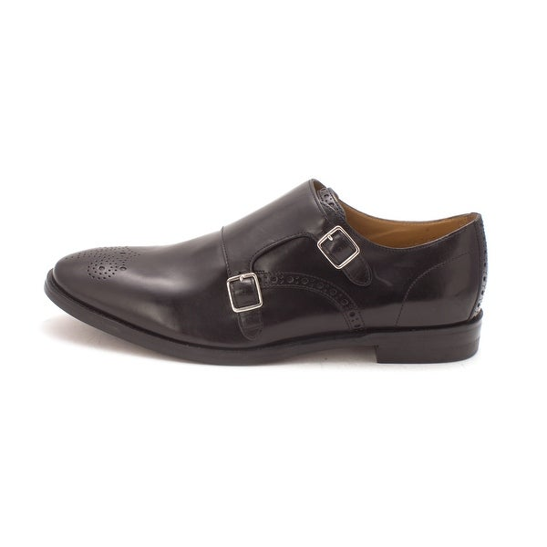 Cole Haan Mens Rustsam Leather Closed Toe Penny Loafer - 8.5