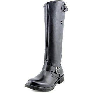 Harley Davidson Cadena Women Leather Black Motorcycle Boot