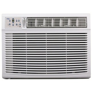 Arctic King AKW25ER52 25,000 BTU 208/230 Volt Window Air Conditioner with 16,000 BTU Heater and Remote Control