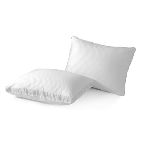 Beautyrest Extra Firm Support Pillow, Standard, Set of 2 - White