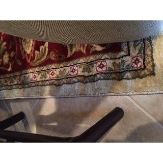 Safavieh Lyndhurst Traditional Oriental Ivory/ Red Rug (8' 11 x 12' rectangle)