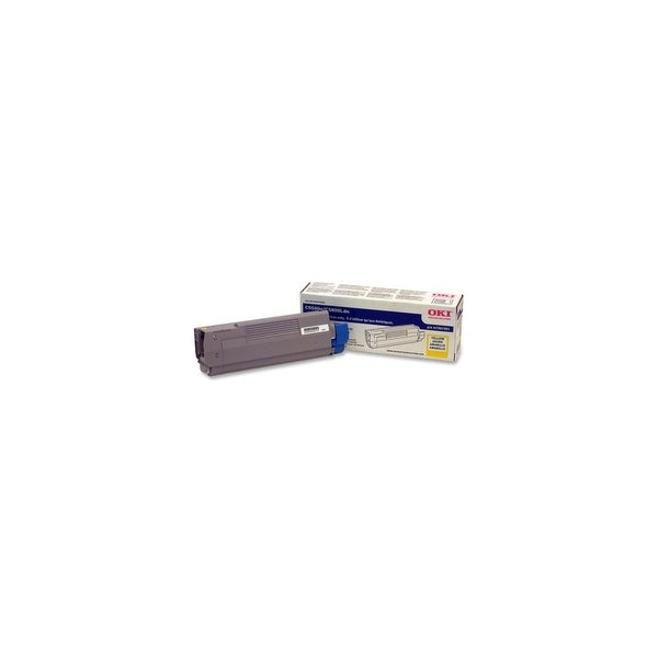 OKI Toner Cartridge - Yellow Toner Cartridge