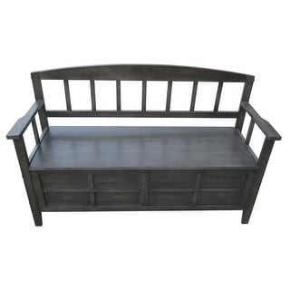 Link to Riley Entryway Bench with storage Similar Items in Living Room Furniture