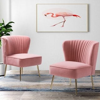 Link to Monica Side Chair,Set of 2 Similar Items in Living Room Chairs