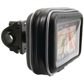 TomTom Arkon GPS032 HandleBar Mount w/ Waterproof Case for Garmin Nuvi & TomTom One, Go Series GPS