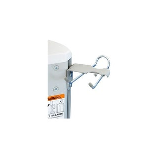Ergotron 97-543-207 Ergotron Scanner Holder for Carts - Steel, Aluminum