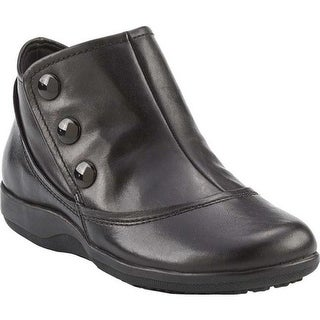 Walking Cradles Women's Zenith Black Leather